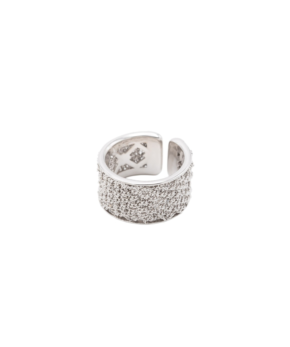 Anello SPARKLE in Argento 925 Rodiato