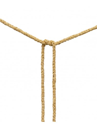 MILLESIMATO DOC Necklaces in Sterling Silver 18Kt. Yellow gold plated