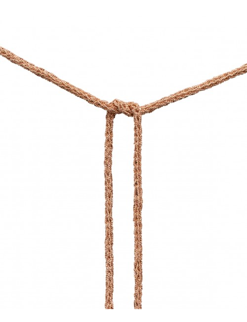 MILLESIMATO DOC Necklaces in Sterling Silver 14Kt. Rose gold plated