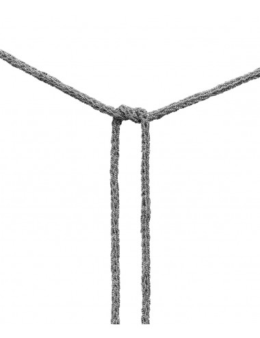 MILLESIMATO DOC Necklaces in Sterling Silver Ruthenium plated