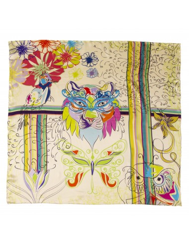 Caos Multicolore 90x90cm